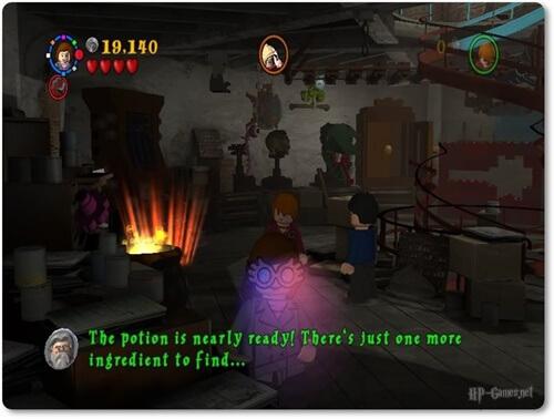 Кадр из игры