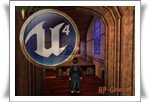 Harry Potter and Unreal Engine 4
