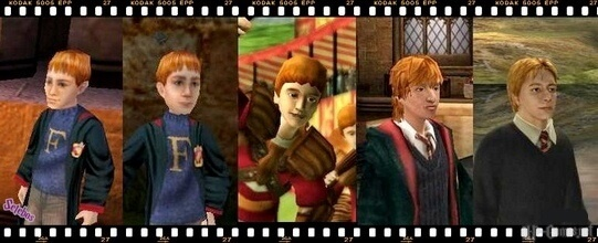 Fred and George