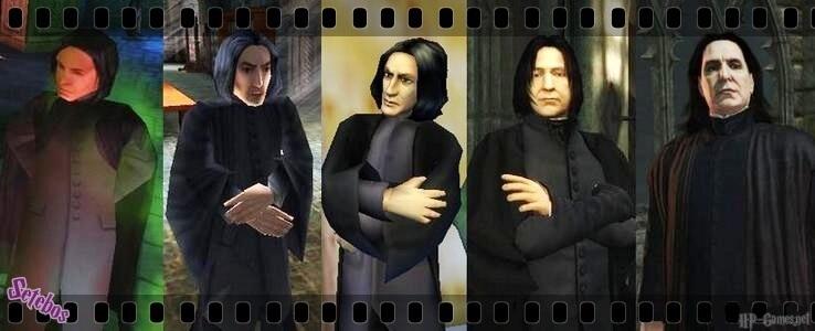 Профессор Снейп